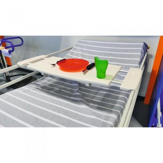 Table pour barrières de lit