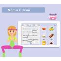 Tablette et programme d'entrainement cérébral Edith 1 an