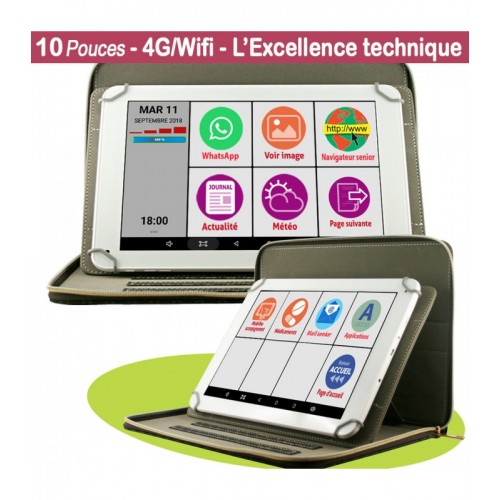 L'EXCELLENCE INITIALE 10,1...
