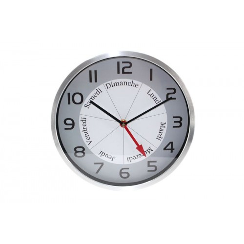 Horloge jour de la semaine