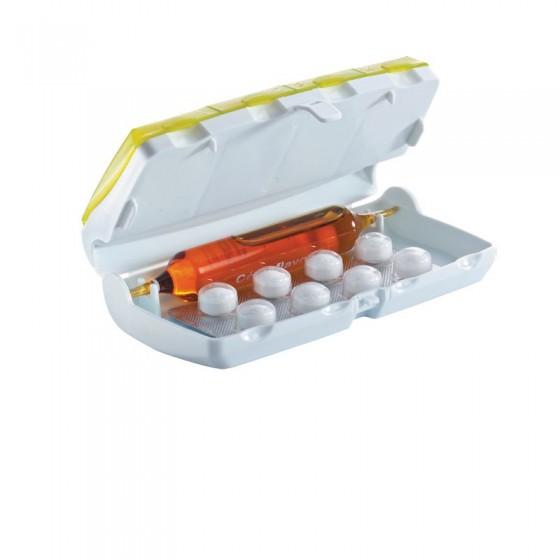 Pilulier journalier pour malvoyants fabriqué en France
