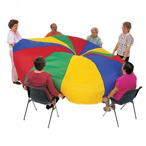 Jeu du Parachute pour les collectivités