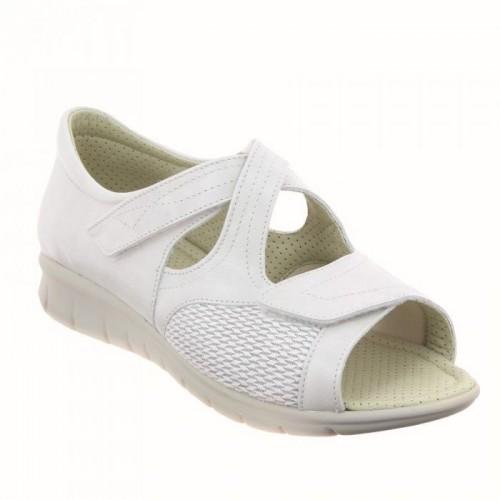 Sandale pied large Chloé