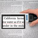 Loupe vidéo tactile mobilux® DIGITAL Touch HD