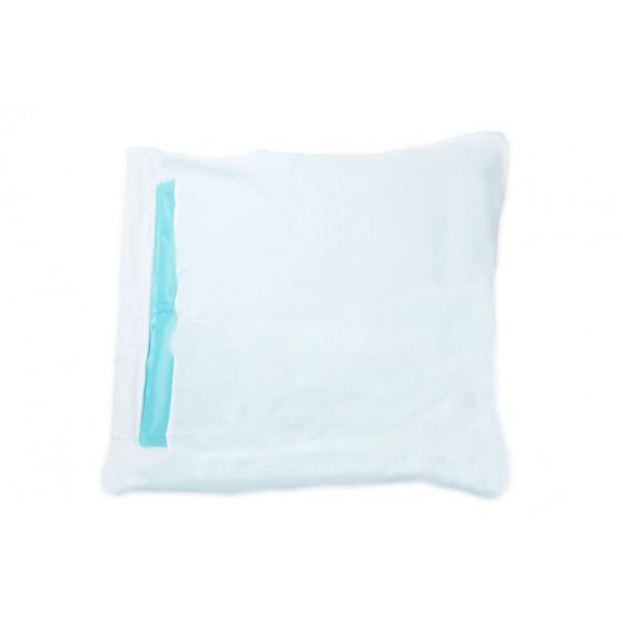 Sur-oreiller XL rafraichissant avec gel Coolpad - Lot de 2
