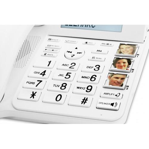 Téléphone Amplidect 295 combi Geemarc