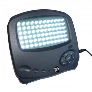 Ecran de luminothérapie...