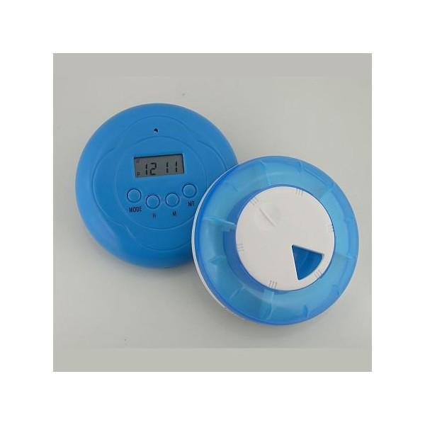 Pilulier 5 alarmes