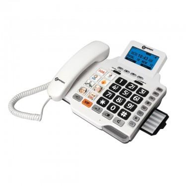 Téléphone amplifié à...