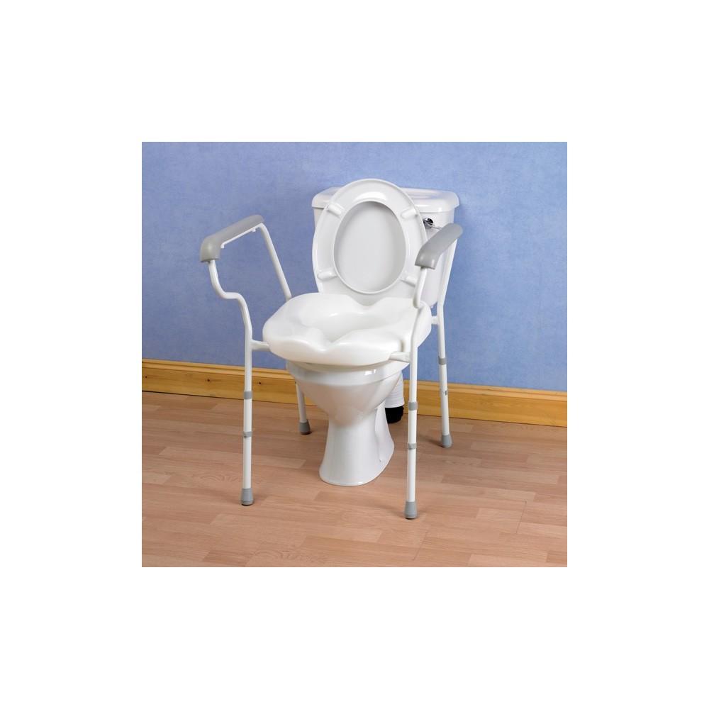 Aides aux toilettes