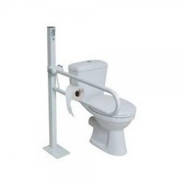 Barre d'appui de toilettes
