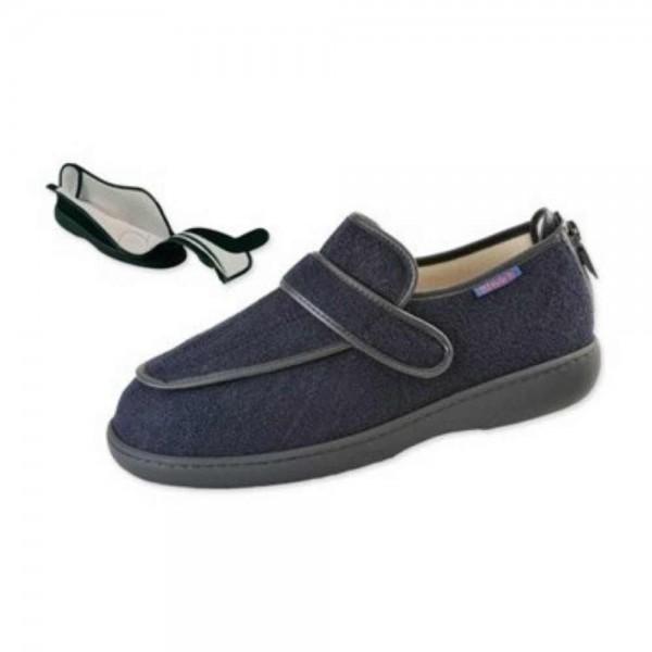 Chaussure à ouverture totale