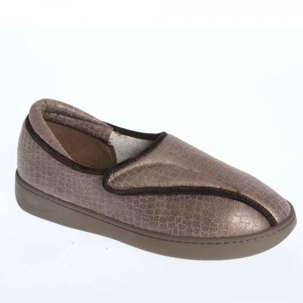 Chaussures à grande ouverture