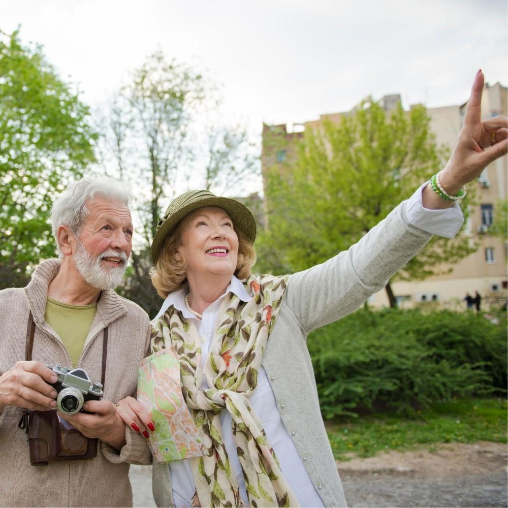Destinations touristiques des séjours sur-mesure aidants aidés
